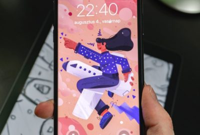 Gem dit iPhone cover til den kommende tid
